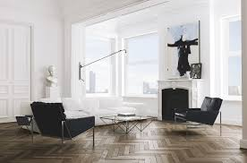 Hardwood Floor Apartment Herringbone Wood Floors Perfected Apartment Tour Cococozy