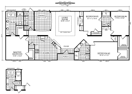 classic 6 floor plan sandia 32 x 76 2305 sqft mobile home factory expo home centers