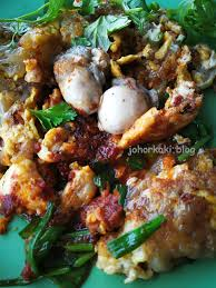 chien cuisine ah chuan toa payoh fried oyster omelette orh chien 阿泉蠔煎 johor