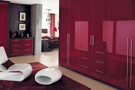 Fitted Oak Bedroom Furniture Cosmopolitan Bedroom Furniture U0026 Wardrobes In Burgundy By Sharps