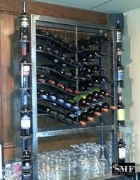 diy metal wine rack plans wooden pdf cylinder head flow bench