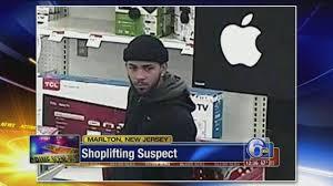 thief black friday ad target shoplifting 6abc com