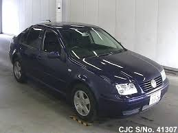 2004 volkswagen bora jetta navy blue for sale stock no 41307