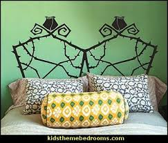 Full Wall Stickers For Bedrooms Decorating Theme Bedrooms Maries Manor Nightmare Before