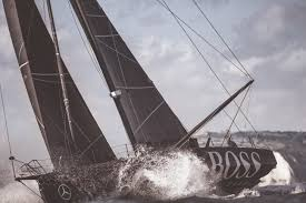 hugo boss racing yacht all in black due to functional pigments