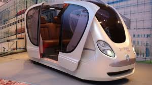 Could these driverless pods in singapore be the future of travel