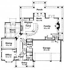 modern home design plans for terraced house with ground floor plan