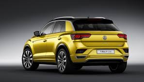 volkswagen up yellow volkswagen t roc r line unveiled u2013 sportier look