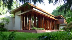 Cost To Build A House In Arkansas Frank Lloyd Wright House Is Rebuilt Anew Piece By Piece In