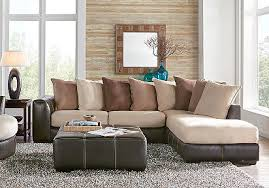 Rooms To Go Living Rooms - what other color goes with choc brown and beige babycenter