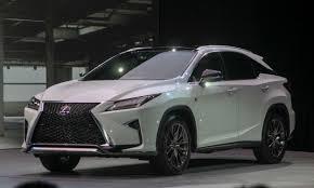 lexus rx for sale new york 2015 new york auto show everyday cars autonxt