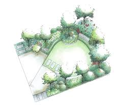Planning Garden Layout by Dazzling Designing A Garden Layout 17 Best Ideas About Garden