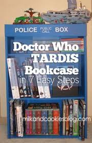 Dr Bookcase Tardis Dr Who Bookcase Doctor Who Tardis Bookshelf For Sale