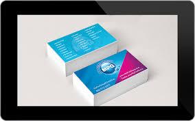 business card design portfolio professional graphic designer