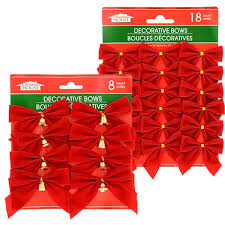 decorative bows bulk christmas house decorative velvety mini bows assorted sizes at