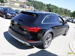 audi a4 2017 black 2017 brilliant black audi a4 allroad 2 0t premium plus quattro