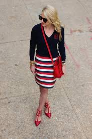 nautical chic attire chic ways to nail nautical fashion glam radar