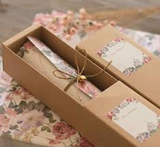 vidã os de mariage 2016 new european style mariage invitations card kraft paper