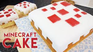 mindcraft cake how to make a minecraft cake tom burns