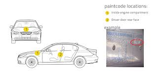 find your paintcode