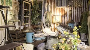 vintage market and design home and garden decor