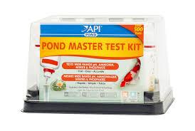 amazon com api pond master test kit pond water test kit pet supplies
