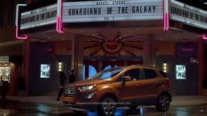 ford commercial actress baby groot apparently tells to get tattoo in ford ecosport