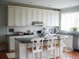 white tile backsplash kitchen clean white tile backsplash kitchen home design ideas
