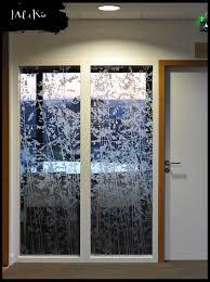 siege pour vitrophanie pour cloisons vitrées toute hauteur de bureaux siège