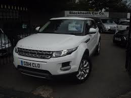 land rover car 2014 used land rover cars for sale in blackheath london blackheath