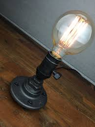 Minimalist Table by Minimalist Desk Lamp Industrial Table Lamp Edison Bulb