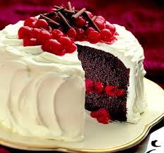black forest cake famous bakers gift sentiments online