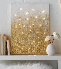 glitter and lights canvas joann