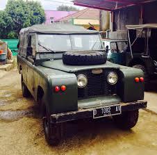 mobil jeep lama classic land rover seri ii otomotif photo galery