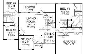 ranch floor plans open concept 17 best images about open floor plan ideas on pinterest kitchen open