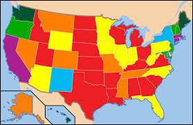 Usa Map Picture by File Same Marriage Map For Usa Svg Wikipedia