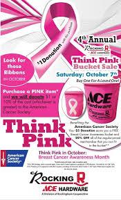 ace hardware annual report pink bucket day rocking r ace hardware saturday wsva news talk radio