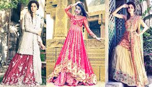 new bridal dresses tena durrani new bridal dresses collection 2016 for wedding