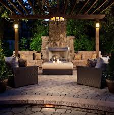 Rustic Patio Designs by Impressive Wicker Furniture Fashion Phoenix Rustic Patio