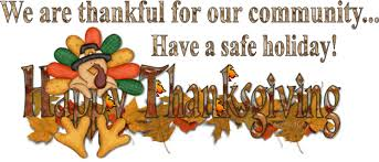 thanksgiving safety tips countryside protection district