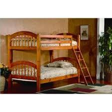 Cherry Bunk Bed Cherry Wood Bunk Loft Beds You Ll Wayfair