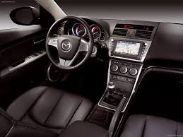 mazda zoom zoom mazda 6 sedan 2008 pictures information u0026 specs