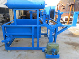 small egg tray machine production line for egg farm placing egg