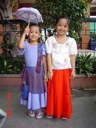 philippines traditional clothing for kids diy craft and arts