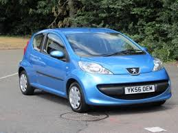 blue peugeot for sale used peugeot 107 2006 automatic petrol blue for sale uk autopazar