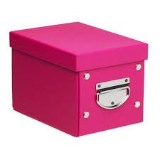 Wilko Garden Furniture Wilko Storage Box Folding Pink 22cmx16cmx15cm At Wilko Com Cd
