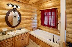 log cabin bathrooms five ideas for creating the perfect log cabin bathroom