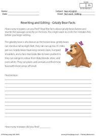 free year 4 printable resource worksheets for kids