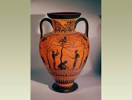 Greek Vase Images Bbc Primary History Ancient Greeks Home Life