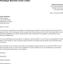 example of good cover letter for resume resume and cover letter